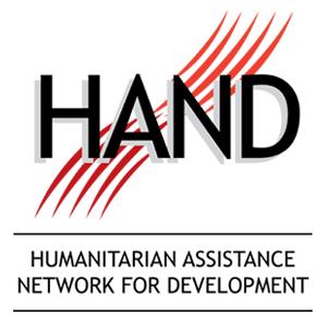 logo hand international
